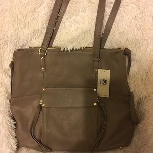 Genuine Leather Kooba Handbag